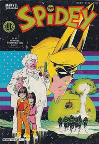 Cover Thumbnail for Spidey (Editions Lug, 1979 series) #80