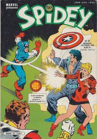 Cover Thumbnail for Spidey (Editions Lug, 1979 series) #81