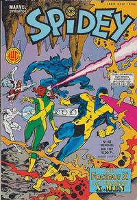Cover Thumbnail for Spidey (Editions Lug, 1979 series) #88