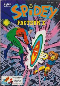 Cover Thumbnail for Spidey (Editions Lug, 1979 series) #89