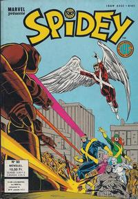 Cover Thumbnail for Spidey (Editions Lug, 1979 series) #90