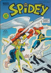 Cover Thumbnail for Spidey (Editions Lug, 1979 series) #94