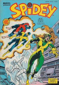 Cover Thumbnail for Spidey (Editions Lug, 1979 series) #97