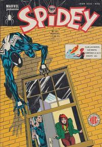 Cover Thumbnail for Spidey (Editions Lug, 1979 series) #101