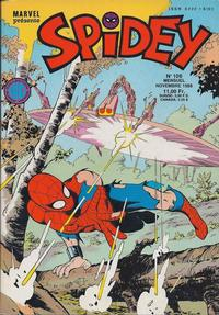 Cover Thumbnail for Spidey (Editions Lug, 1979 series) #106