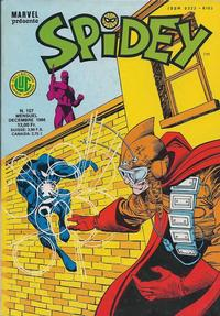 Cover Thumbnail for Spidey (Editions Lug, 1979 series) #107