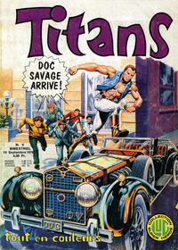 Cover Thumbnail for Titans (Editions Lug, 1976 series) #4