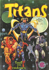 Cover Thumbnail for Titans (Editions Lug, 1976 series) #6