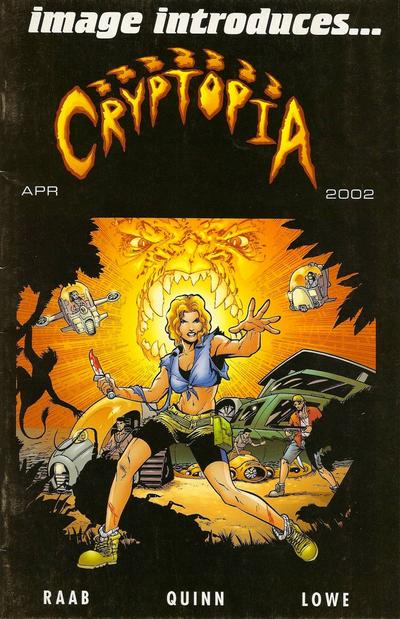 Cover for Image Introduces... Cryptopia (Image, 2002 series)
