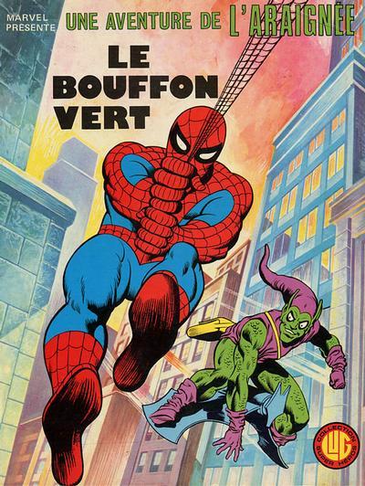 Cover for Une Aventure de l'Araignée (Editions Lug, 1977 series) #1