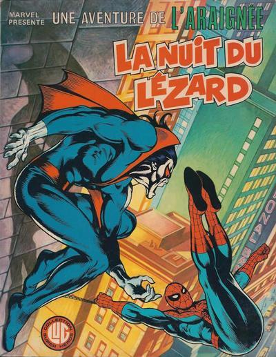 Cover for Une Aventure de l'Araignée (Editions Lug, 1977 series) #2