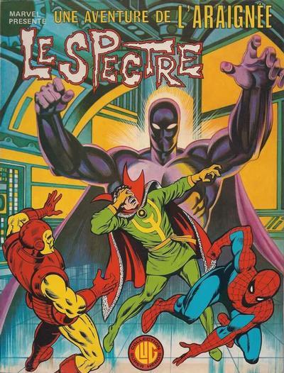 Cover for Une Aventure de l'Araignée (Editions Lug, 1977 series) #3