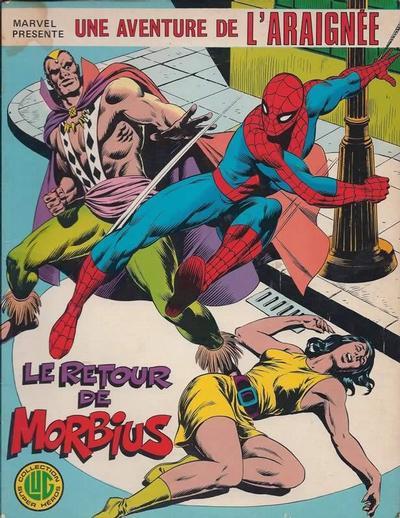 Cover for Une Aventure de l'Araignée (Editions Lug, 1977 series) #4