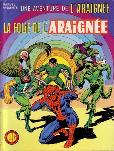 Cover for Une Aventure de l'Araignée (Editions Lug, 1977 series) #12