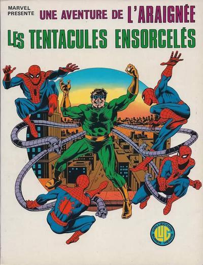 Cover for Une Aventure de l'Araignée (Editions Lug, 1977 series) #13