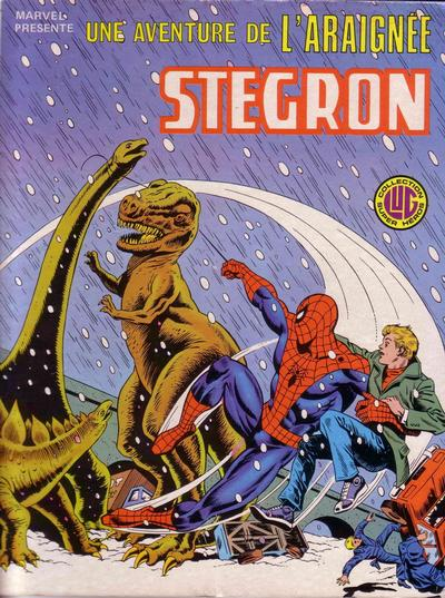 Cover for Une Aventure de l'Araignée (Editions Lug, 1977 series) #16