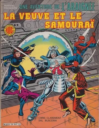 Cover for Une Aventure de l'Araignée (Editions Lug, 1977 series) #20