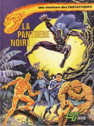 Cover for Une Aventure des Fantastiques (Editions Lug, 1973 series) #3