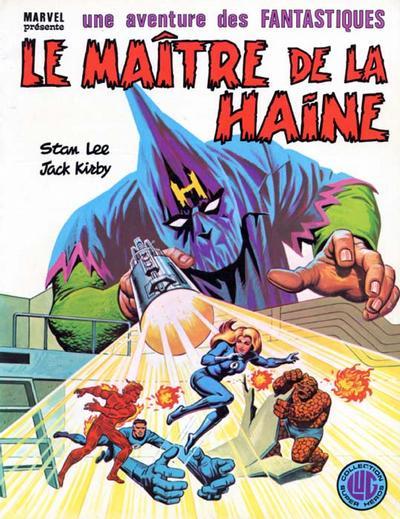 Cover for Une Aventure des Fantastiques (Editions Lug, 1973 series) #28