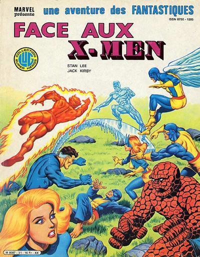 Cover for Une Aventure des Fantastiques (Editions Lug, 1973 series) #31