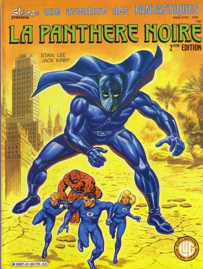 Cover for Une Aventure des Fantastiques (Editions Lug, 1973 series) #41
