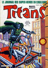 Cover for Titans (Editions Lug, 1976 series) #37