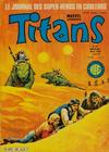 Cover for Titans (Editions Lug, 1976 series) #38