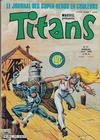 Cover for Titans (Editions Lug, 1976 series) #39