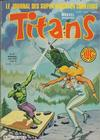 Cover for Titans (Editions Lug, 1976 series) #41