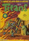 Cover for Titans (Editions Lug, 1976 series) #45