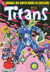 Cover for Titans (Editions Lug, 1976 series) #49