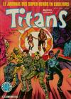 Cover for Titans (Editions Lug, 1976 series) #50