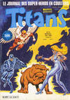 Cover for Titans (Editions Lug, 1976 series) #53