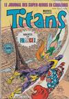 Cover for Titans (Editions Lug, 1976 series) #54