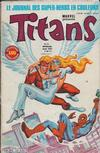 Cover for Titans (Editions Lug, 1976 series) #55