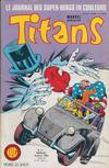 Cover for Titans (Editions Lug, 1976 series) #57