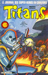 Cover for Titans (Editions Lug, 1976 series) #58