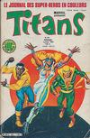 Cover for Titans (Editions Lug, 1976 series) #60