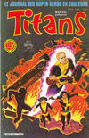 Cover for Titans (Editions Lug, 1976 series) #62