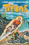 Cover for Titans (Editions Lug, 1976 series) #66