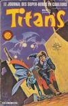 Cover for Titans (Editions Lug, 1976 series) #72