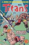 Cover for Titans (Editions Lug, 1976 series) #74