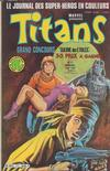 Cover for Titans (Editions Lug, 1976 series) #77