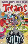 Cover for Titans (Editions Lug, 1976 series) #78