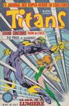 Cover for Titans (Editions Lug, 1976 series) #80
