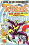 Cover for Titans (Editions Lug, 1976 series) #83