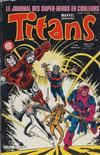 Cover for Titans (Editions Lug, 1976 series) #86