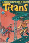 Cover for Titans (Editions Lug, 1976 series) #87