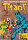 Cover for Titans (Editions Lug, 1976 series) #89