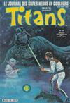 Cover for Titans (Editions Lug, 1976 series) #92